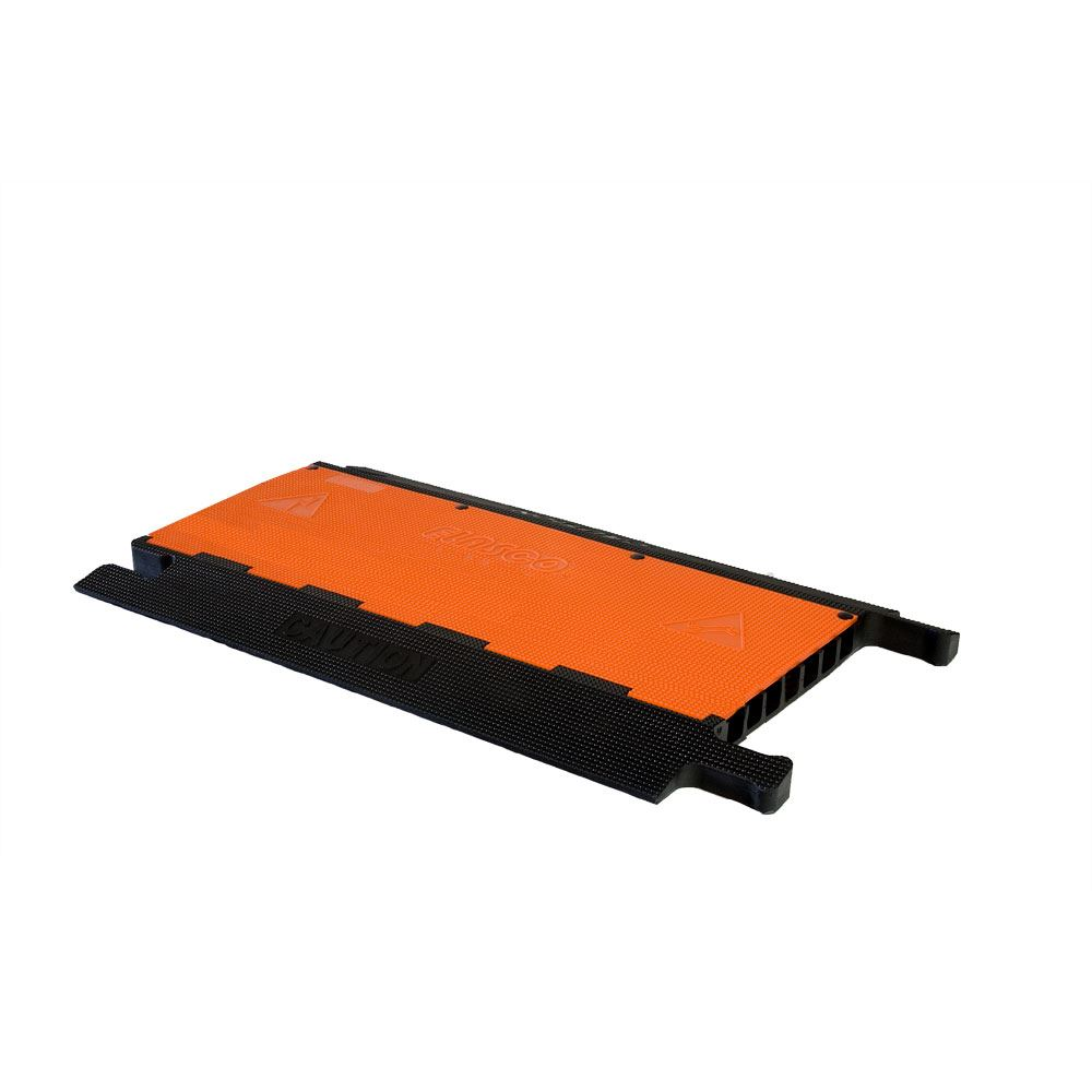 UG7140 Elasco UltraGuard Low-Profile 1-38 x 1-14 Seven-Channel Cable Protector