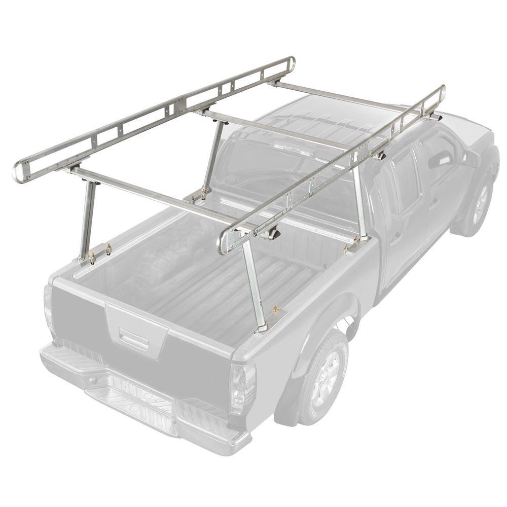 Apex No-Drill Aluminum Over-Cab Truck Rack