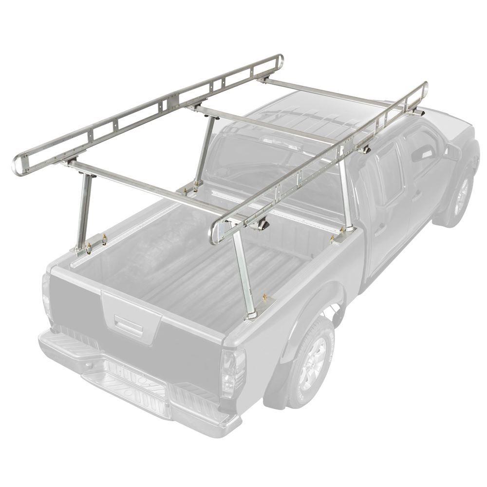 UPUT-RACK-ALUM Apex Aluminum Universal Over-Cab Truck Rack