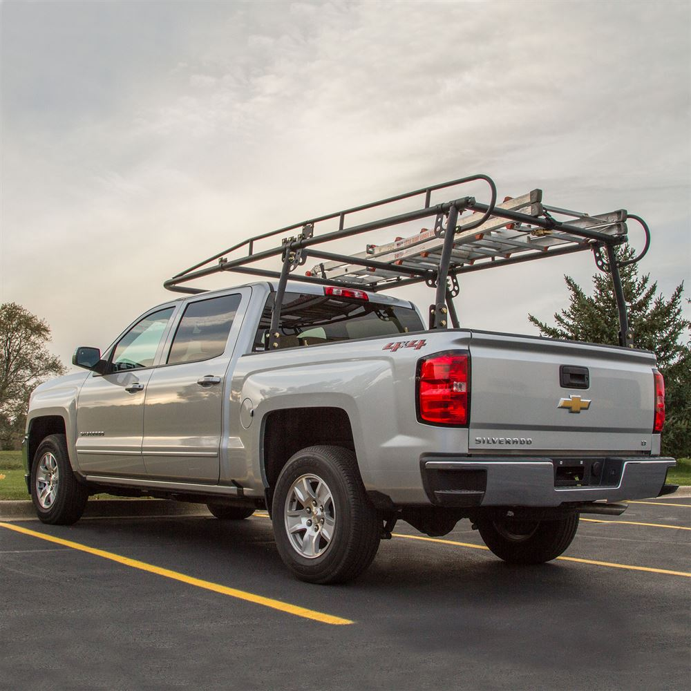 Ladder Roof Rack >> Apex Universal Steel Pickup Truck Rack | Discount Ramps