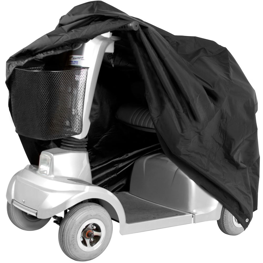 Heavy Duty Water Resistant Carrier Cover Mobility Scooter Wheelchair Protection