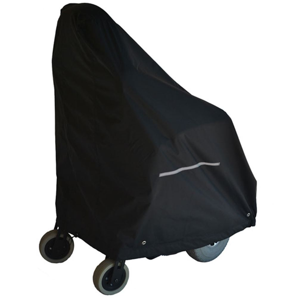 V1320 Tall Powerchair Cover- Regular Duty - 44 L x 18 W x 44 H