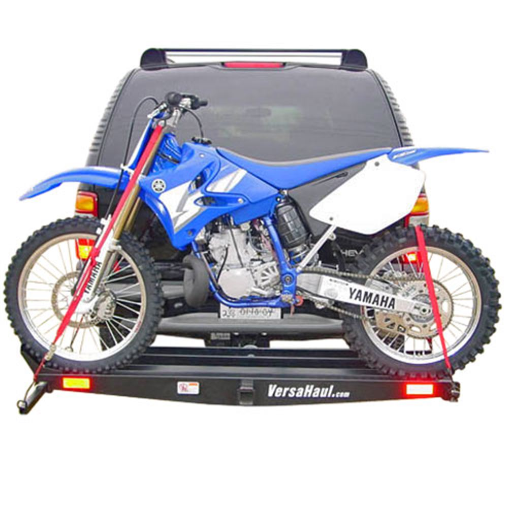 VH-55 Without Ramp - VersaHaul Steel Motorcycle Carrier - 500 lb Capacity