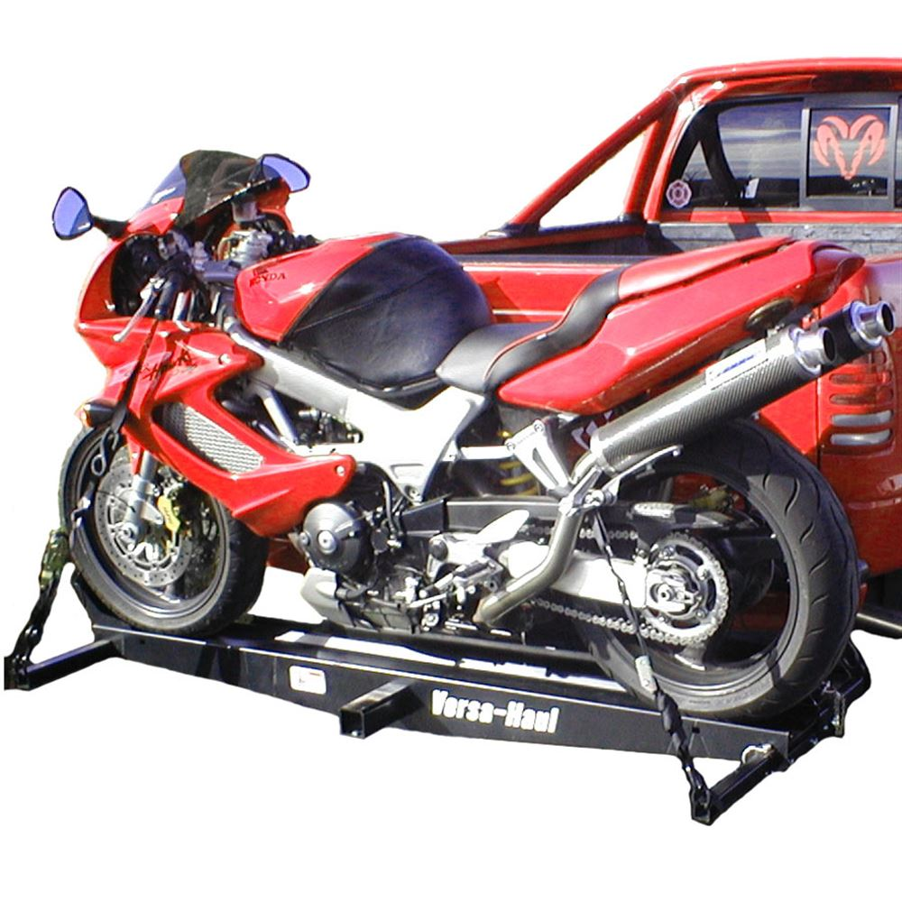 Vh Sport Without Ramp Versahaul Steel Motorcycle Carrier 600 Lb Capacity