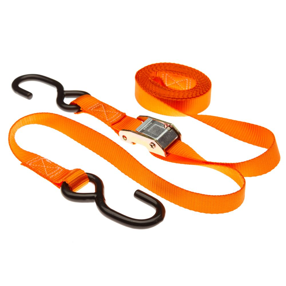 VH-Strap-C10 1 x 10 Cam Buckle Straps with S-Hooks
