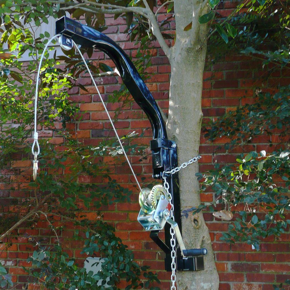 Viking Solutions Kwik Hoist Folding Tree Mounted Deer