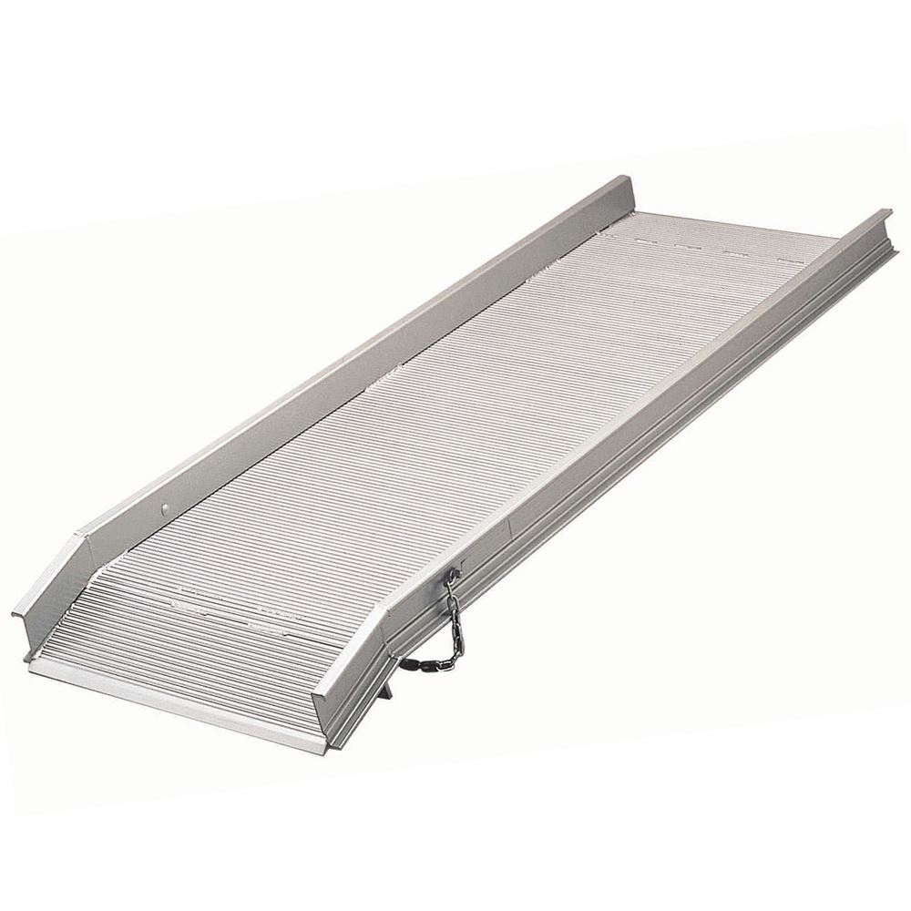 VR29072 7 6 Long x 29 Wide - Magliner Apron-End Aluminum Walk Ramp