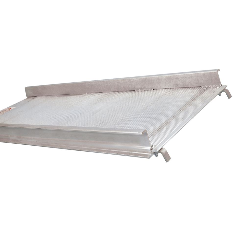 VR39091 9 Long x 39 Wide - Magliner Hook-End Aluminum Walk Ramp
