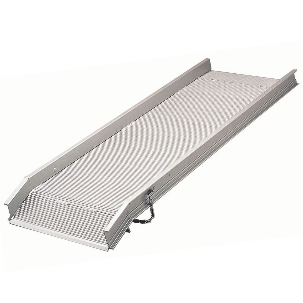 VR39092 9 Long x 39 Wide - Magliner Apron-End Aluminum Walk Ramp