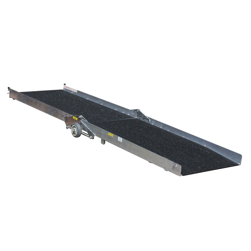 WAB-Ramp PVI Wheel-A-Bout Wheelchair Ramp