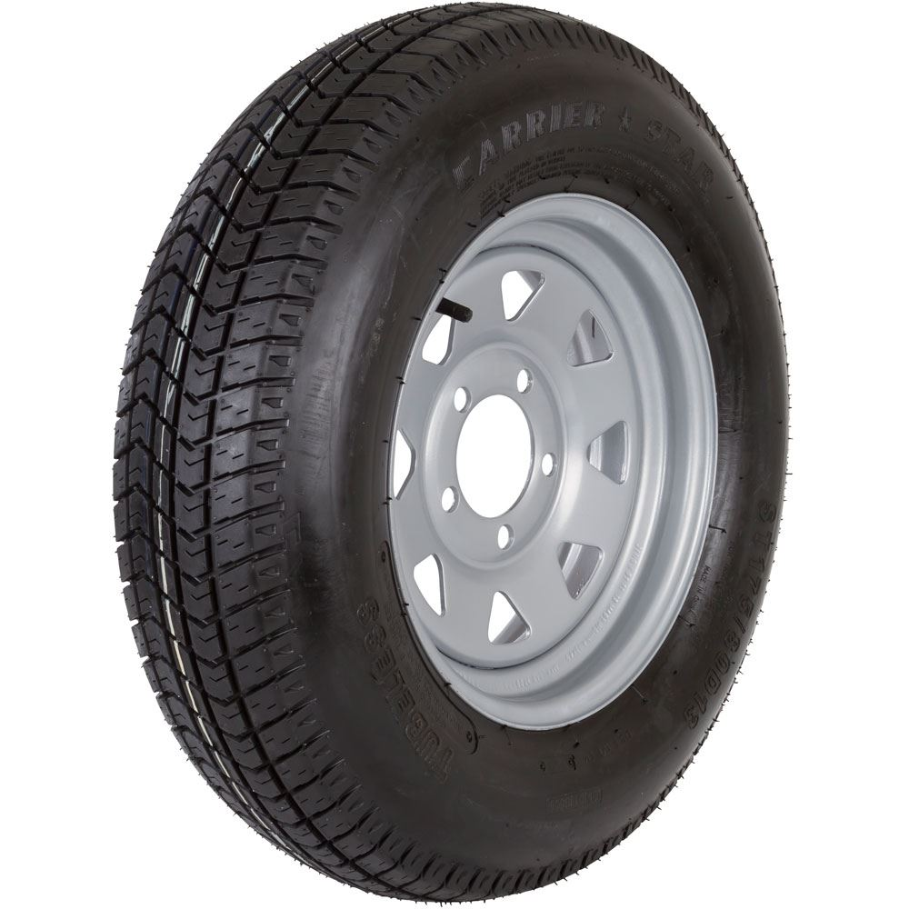 13 Inch Trailer Tire and Wheel | Discount Ramps
