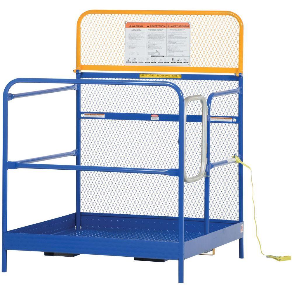WP-3636 Vestil Work Platform - 36 W x 36 L