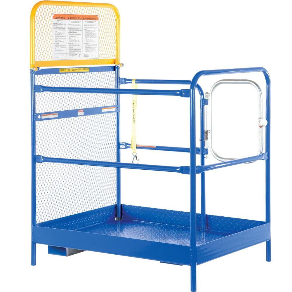WP-3648 Vestil Work Platform - 36 W x 48 L