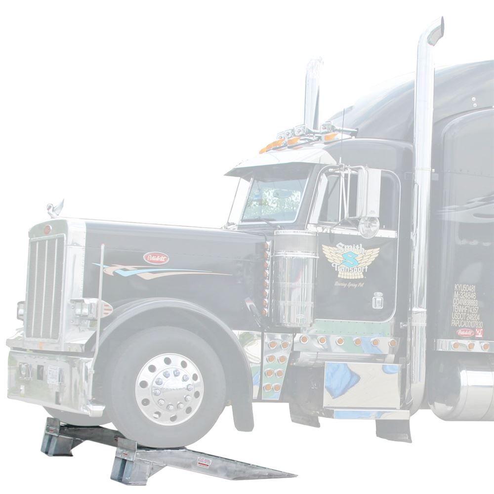 WR-20K Semi Truck Wheel Riser Service Ramps