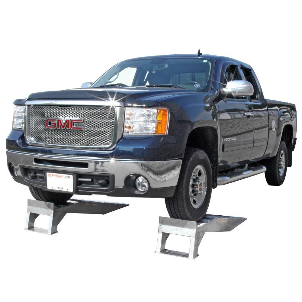 Truck Service Ramps