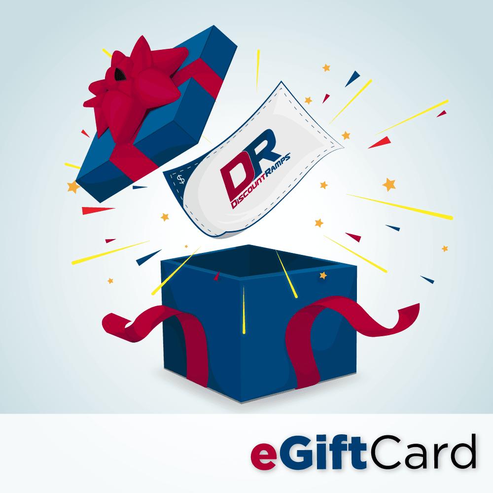 Discount Ramps Gift Certificates Discount Ramps