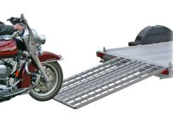 Trailer Motorcycle Ramps