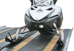 Snowmobile Trailer Accessories & Ski Guides