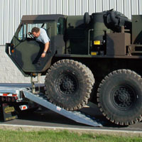 Heavy Duty Loading Ramps