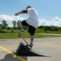 BMX & Skateboard Ramps