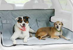 Vehicle Pet Liners