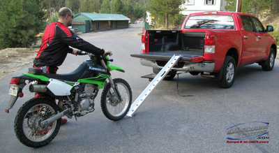 DB-7606 Aluminum Motocross Ramp