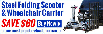 Scooter and Wheelchair Carrier