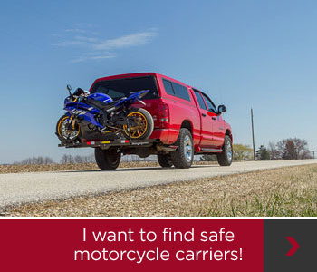 Shop motorcycle carriers