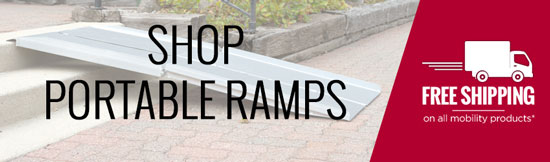 Shop portable wheelchair ramps