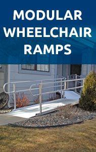 shop modular wheelchair ramps
