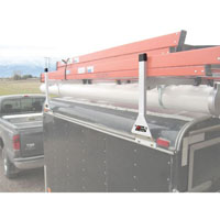 trailer ladder rack