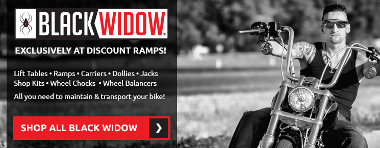 Shop all Black Widow - EXCLUSIVELY at Discount Ramps!