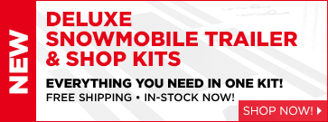 Snowmobile Trailer Kits • In-Stock Now