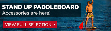 Stand Up Paddleboard Accessories are Here!