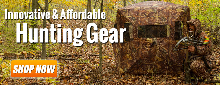 Innovative and Affordable Hunting Gear