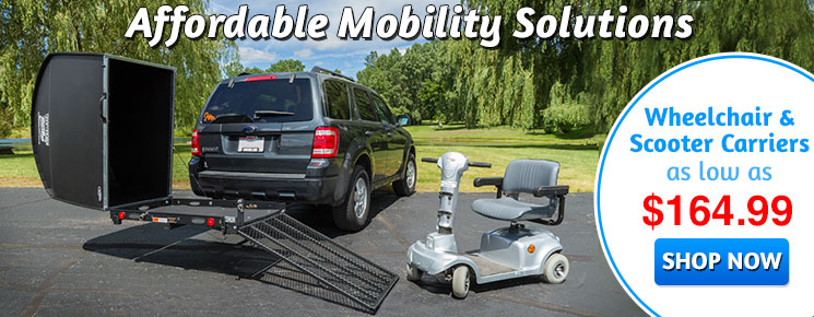 Wheelchair Lifts and Carriers