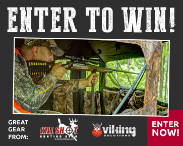Enter to win great hunting gear exclusively from Discount Ramps!