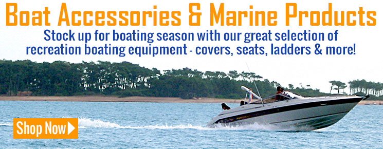 Boat Accessories and Marine Products