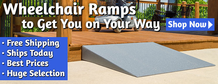 Wheelchair Ramps to Get You on Your Way