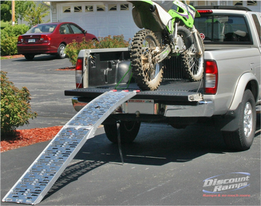 AFP-9012 Motocross Ramp
