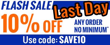 Flash Sale last Day