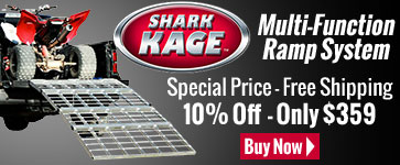 Shark Kage Multi-Purpose Truck Ramp