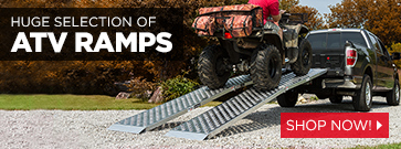 Huge Selection of ATV Ramps