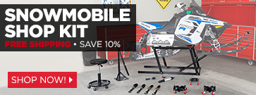 Snowmobile Shop Kits