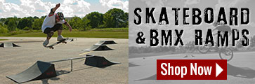 BMX and Skateboard Ramps