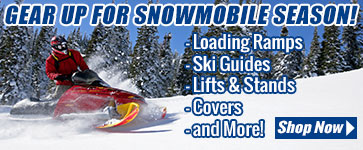 Gear up for snowmobile season
