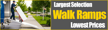 Largest Selection - Lowest Prices on Walk Ramps