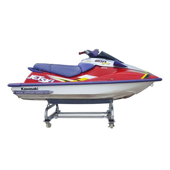 Personal Watercraft Dolly and Storage Carrier