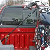 """1"""" x 6' Motorcycle Ratchet Strap Tie Down Kit - 8-Pack"""