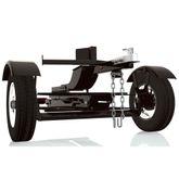 Stinger XL Folding Motorcycle Trailer